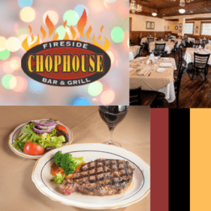 Steakhouse Williamsburg Information at Fireside Chophouse