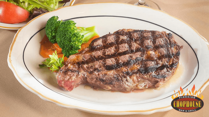 Williamsburg Steakhouse Tips: Let The Steak Sit